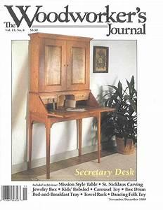 Woodworker's Journal – November/December 1989