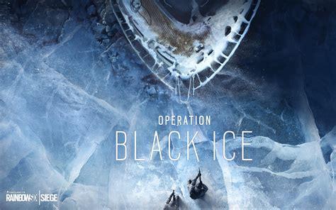 rainbow  siege operation black ice wallpapers hd