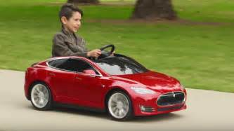 Radio Flyer to sell Tesla Model S for kids