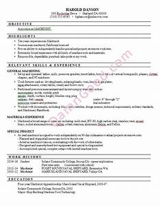functional resume samples archives damn good resume guide With machinist resume builder