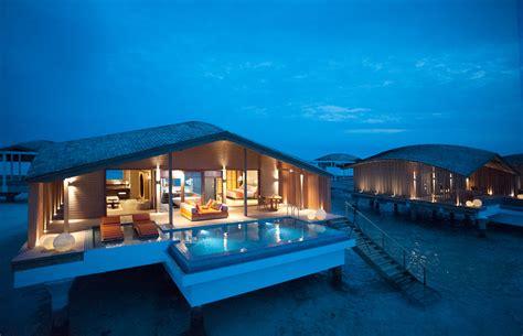 hotel spa chambre med maldives voyages hotels de luxe spas