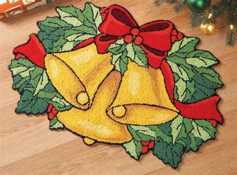 beautiful christmas holiday rugs home designing