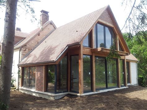 extension bois maison ancienne 0 extension bois 6 digpres