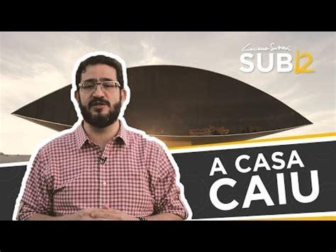 A Casa Caiu  Luciano Subirá Youtube