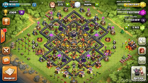 clash of clans best th10 farming base 2015 volta solid th10 farming base clash of clans land clas