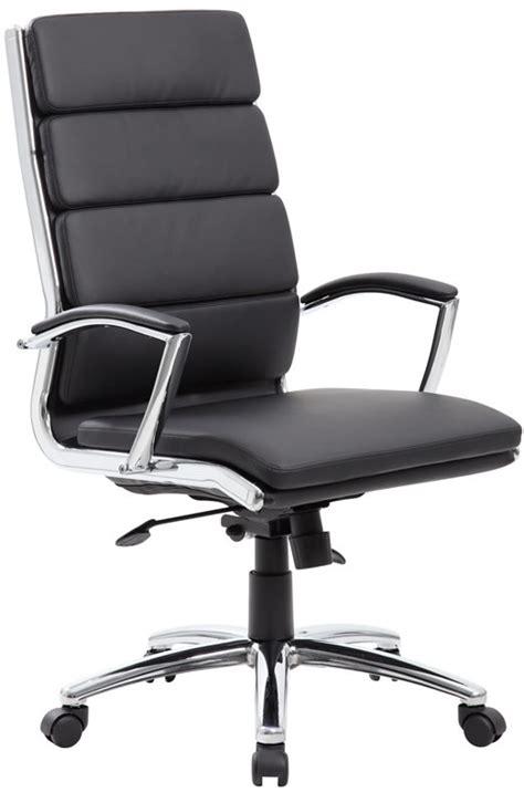 modern leather desk chair whitevan