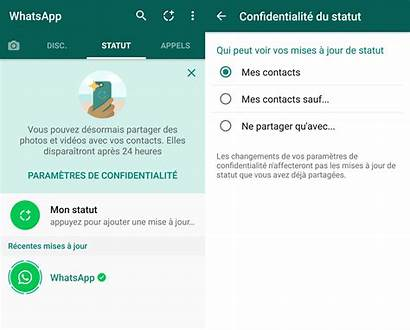 Statut Whatsapp Comment Disponible Personnaliser Status Belgique