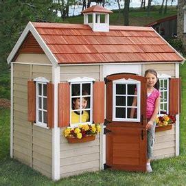 Big Backyard Playhouse by Big Backyard Wooden Playhouse Sears Canada