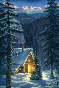 Christmas Holiday Landscapes