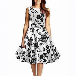 audrey hepburn style vintage sleeveless print ball gown With robe hepburn