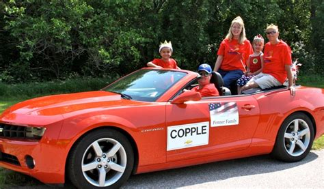Copple In Louisville Donates Convertible For 4th Of July