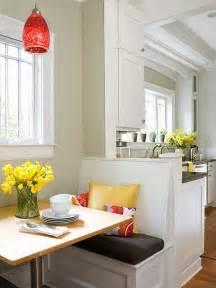 Small Kitchen Banquette