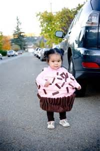 Cute Cupcake Halloween Costume