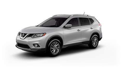 silver nissan rogue 2016 nissan rogue exterior and interior color options