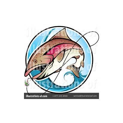 Fishing Clipart Royalty Illustration Ta Rf