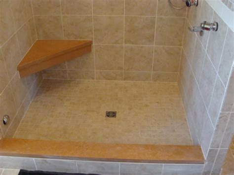 shower benches tile pollera org