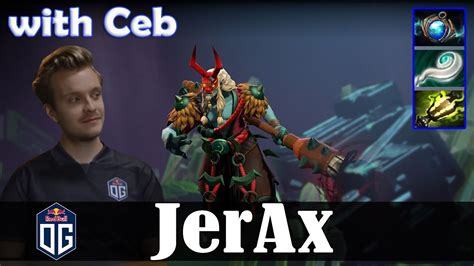 jerax grimstroke roaming with ceb beastmaster 7 20 update patch dota 2 pro mmr gameplay