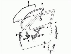 1999 Toyota Tacoma Parts Diagram