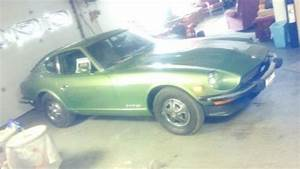 Purchase New Partially Restored 1974 Datsun 260z With 1983 280z Engine In Eufaula  Oklahoma