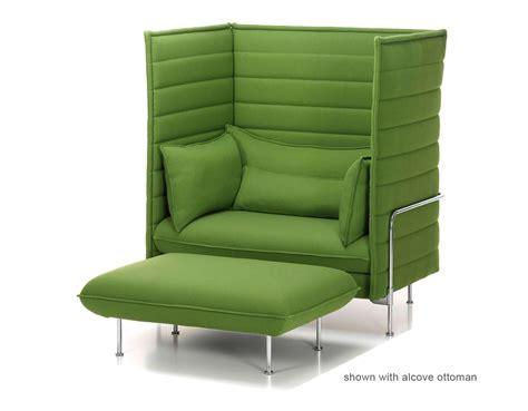 settee sofa alcove highback sofa hivemodern