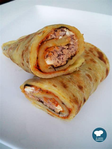 cuisine tunisienne pate au thon mlewi au thon recette tunisienne cuisine tunisienne