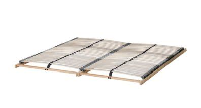 fillable l base ikea slatted bed base lonset ikea king size for sale in