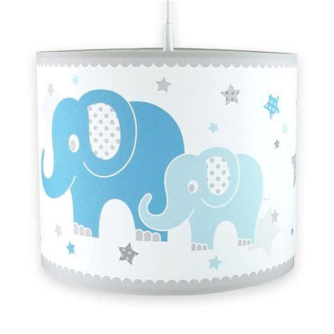 Babyzimmer Wandgestaltung Elefant by Kinderzimmer Lenschirm Elefanten Blau Grau 216 40cm