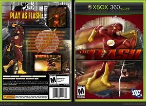 Flash Player 10 Ps3 : the flash xbox 360 box art cover by adhdmatt ~ One.caynefoto.club Haus und Dekorationen