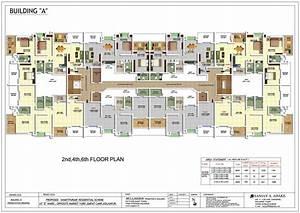 Anantpuram Floor Plans, Project 3D Views in Kolhapur