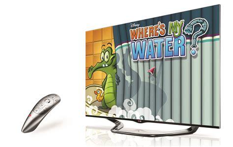 Lg Announces Popular Games For Cinema 3d Smart Tv