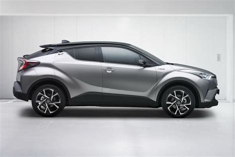 Crossover Cars : Toyota C-hr Crossover Revealed