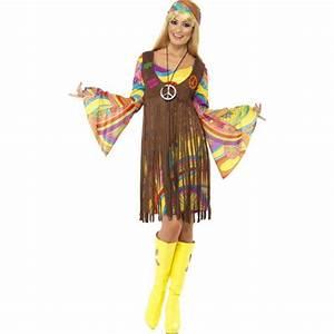 70 Er Jahre Outfit : 70er woodstock hippie lady kost m ~ Frokenaadalensverden.com Haus und Dekorationen