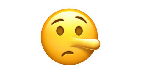 An Emoji With A Nose Is A Horror To Behold