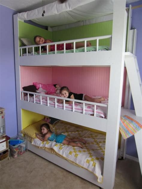 cool  practical bunk beds     kids digsdigs