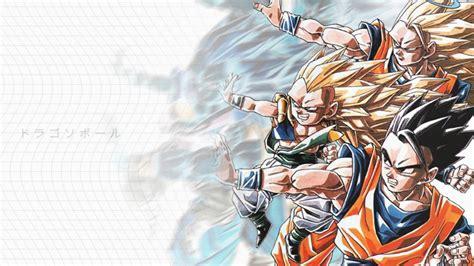 Dragon Ball Z Wallpapers Goku Pixelstalknet
