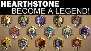 Hearthstone - Become A Legend Update! (New Ranked Play ...