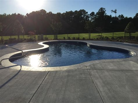 raleigh vinyl pools   ground swimming pools choice
