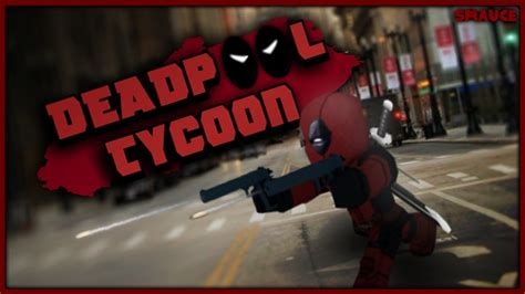 deadpool tycoon roblox