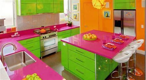 cuisine en couleur idee de couleur de cuisine idées de décoration et de