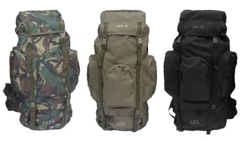 New 65l Army Military Style Hiking Outdoor Backpack