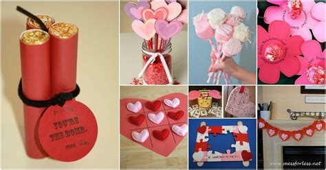 Easy DIY Kids Valentine Day Craft