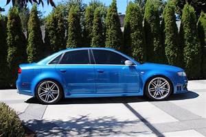 Sprint Blue  2007 Audi Rs4