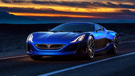 News - Rimac Concept Two To Bow In At 2018 Geneva Motor Show