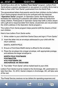 17 best images about santa letters on pinterest free With receive a letter from santa