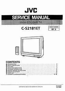 Jvc Cs2181et