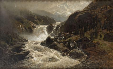 Norway By Karl Paul Themistokles Von Eckenbrecher 625pa
