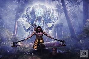 Bhargava Parshuram, the sixth incarnation of Vishnu, who ...