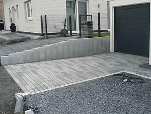 Treppe Hauseingang Kosten : einfahrt pflastern mit gartenbau ditz gartenbau ditz ~ Lizthompson.info Haus und Dekorationen