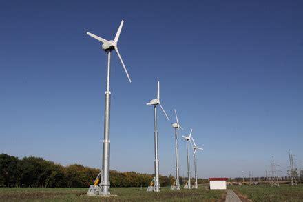 Использование альтернативных источников энергии в белгородской области