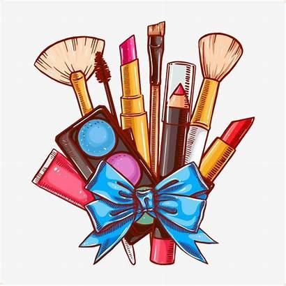 Makeup Brush Maquillaje Vector Pngtree Gratis Para